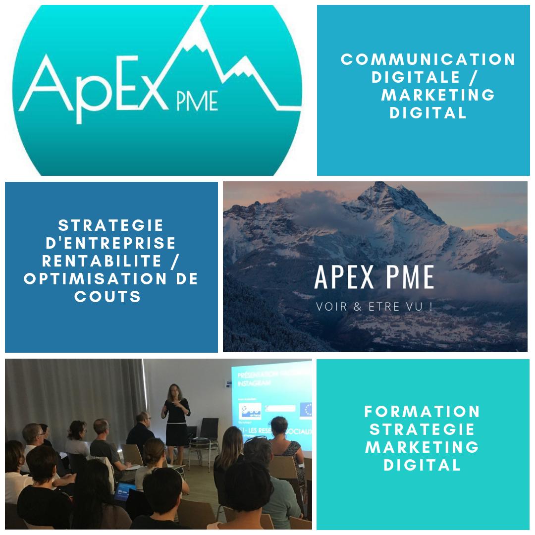 presentation apex pme