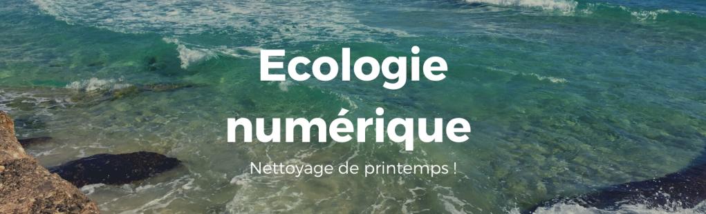 Les bonnes pratiques - écologie numérique